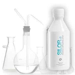 Wyniki badań: Regenerujący płyn do płukania jamy ustnej Silor+B