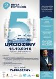 5 urodziny Invex Remedies w Kielcach - 15 października!