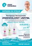 """Zapraszamy 3 marca na wykład Remigiusza Szczepaniaka o szkodliwości cukru pt. """"Zniewolony umysł"""""""